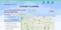 Yomp / PleaseCycle journey planner